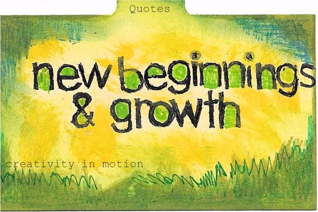 beginningsgrowth