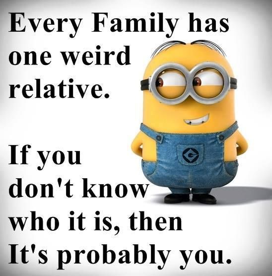 Every-Family-Has-One-Werid-Relative-Funny-Meme-Image